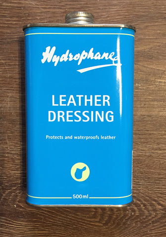 Hydrophane Leather Dressing - Horse & Hound Tack Shop & Pet Supply
