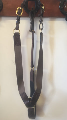 H&H Elastic Breastplate - Horse & Hound Tack Shop & Pet Supply