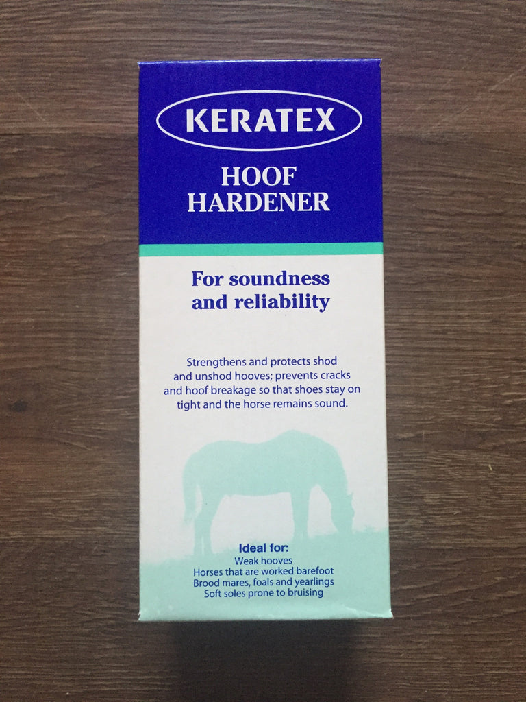 Keratex Hoof Hardener - Horse & Hound Tack Shop & Pet Supply