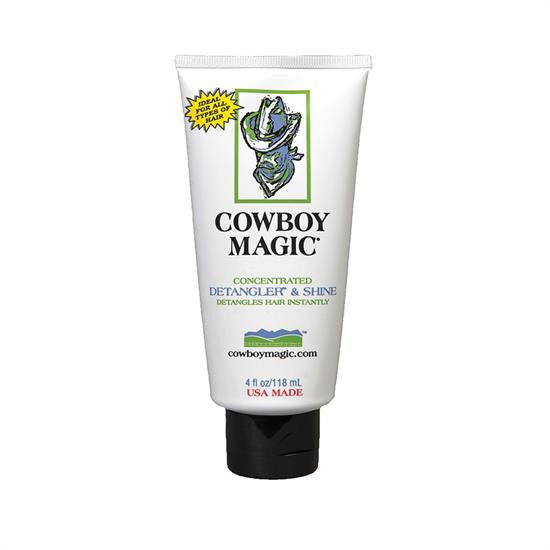 Cowboy Magic Detangler & Shine 118 mL - Horse & Hound Tack Shop & Pet Supply