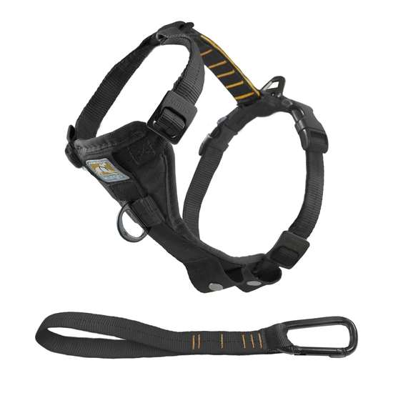 Kurgo Tru-Fit Quick Release Harness and Seatbelt Teather - Horse & Hound Tack Shop & Pet Supply