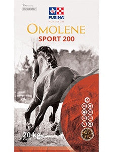 Purina - Omolene Progression 200  *Pick-up Only - Horse & Hound Tack Shop & Pet Supply