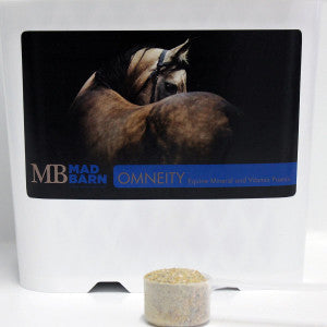 Omneity – Equine Mineral and Vitamin Premix - Horse & Hound Tack Shop & Pet Supply