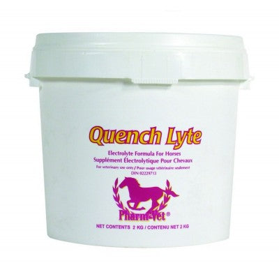 Quench Lyte Raspberry Electrolytes