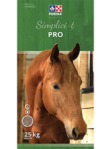 PURINA - Simplici-T Concept (pellet)  *Pick-up Only - Horse & Hound Tack Shop & Pet Supply