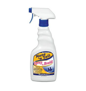 Mane N' Tail Spray N' Braid - Horse & Hound Tack Shop & Pet Supply