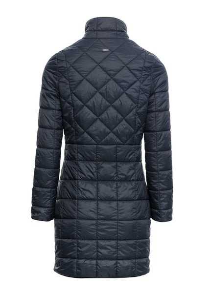 AA Platinum Insulated Quilted Long Coat - Horse & Hound Tack Shop & Pet Supply
