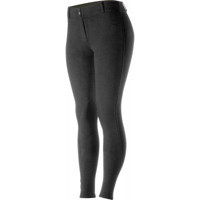 Horze Womens Ella Pull On Knee Patch Breech