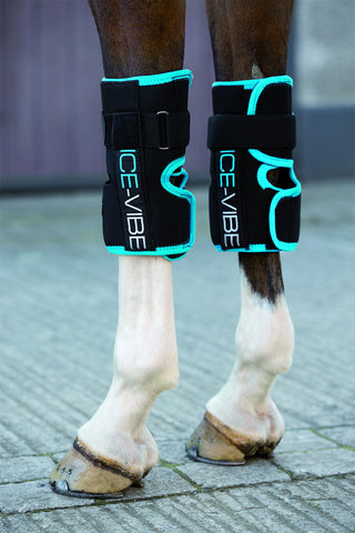 Horseware Ireland Ice Vibe Knee Boots - Horse & Hound Tack Shop & Pet Supply