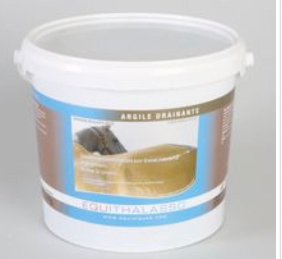 Draining Clay 5kg - Horse & Hound Tack Shop & Pet Supply