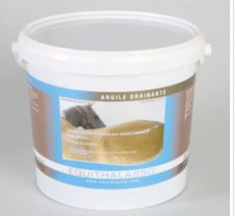 Equithalasso Draining Clay 5kg - Horse & Hound Tack Shop & Pet Supply