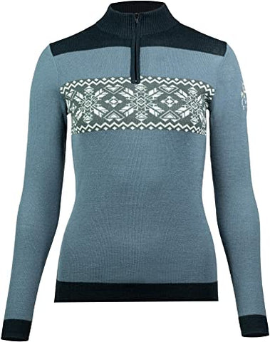 B Vertigo Women's Lisbeth Wool Blend Knit Pullover