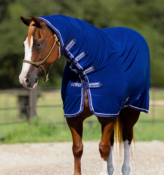 Amigo® All-in-One Fleece Cooler - Horse & Hound Tack Shop & Pet Supply