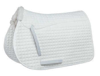 Half Lined Dressage Pad - Horse & Hound Tack Shop & Pet Supply