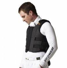 Airowear Mens Protective Vest - Horse & Hound Tack Shop & Pet Supply