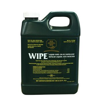 Farnam Wipe Fly Control 950 mL - Horse & Hound Tack Shop & Pet Supply