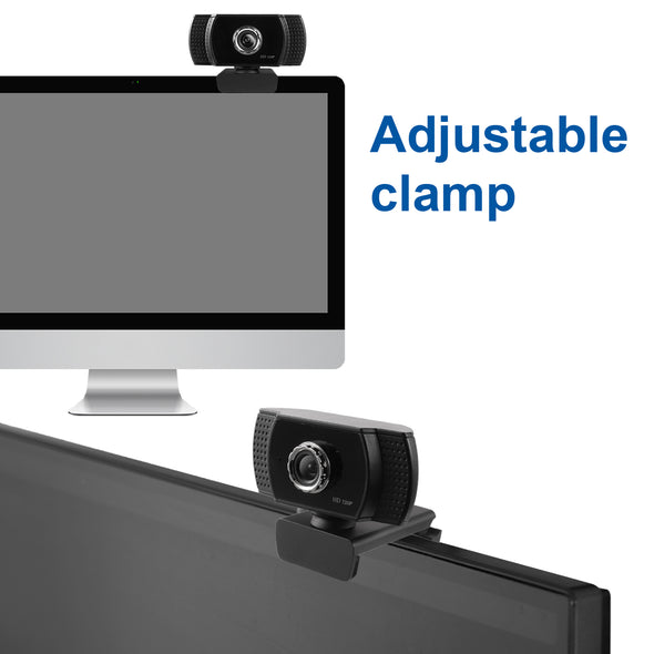 HD 720P USB Webcam with Mic