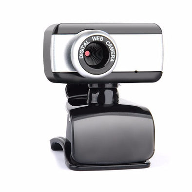 USB Webcam 12M Pixels HD Clip-on 480P
