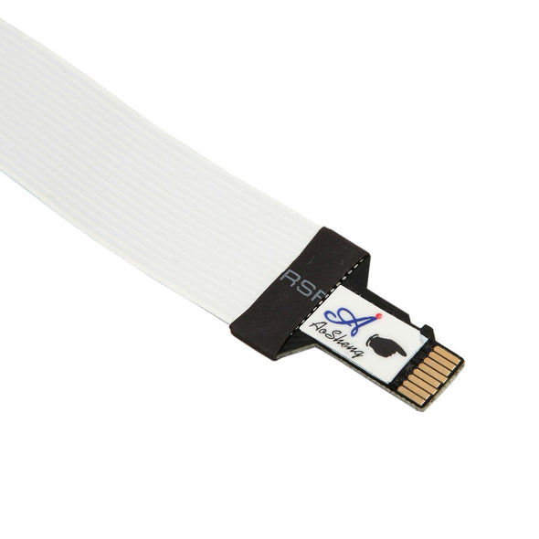 48CM TF to micro SD card Flex Extension cable Extender Adapter reader car GPS mobile Memory Card Extender Cord Linker