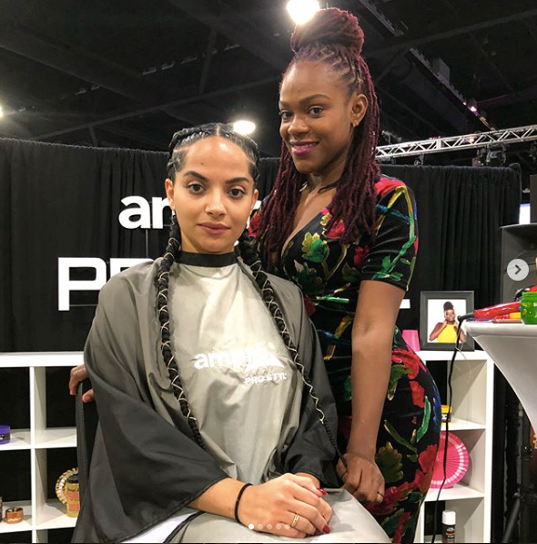 Bronner Bros Beauty Show 2018 #ShowSeason