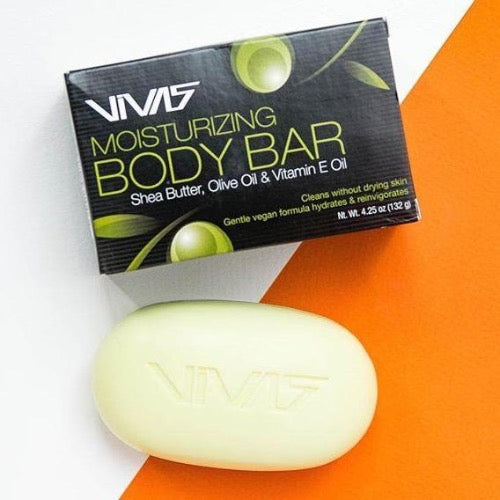 VIVAS® Moisturizing Body Bar