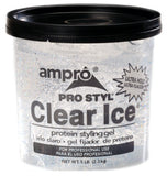 Clear Ice® Protein Styling Gel | Ultra Hold