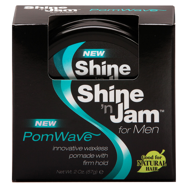 Shine 'n Jam PomWave® for Men