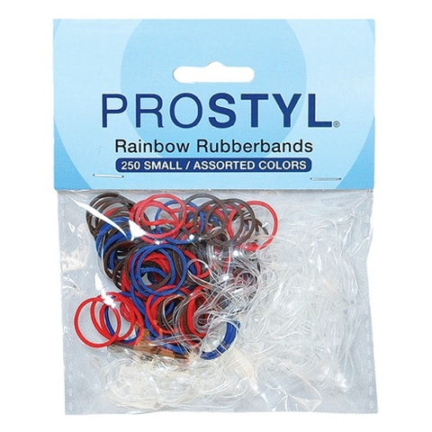 Rainbow Rubberbands - Case of 72