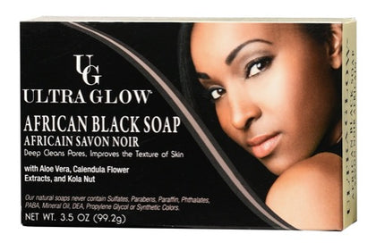 Ultra Glow® African Black Soap