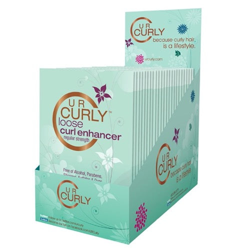 U R Curly® Loose Curl Enhancer Packets