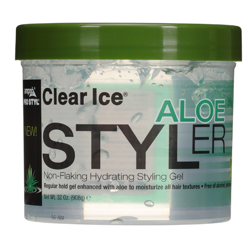 Clear Ice Aloe Styler Ampro Industries Inc