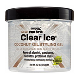 Clear Ice® Coconut Oil Styling Gel