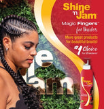Shine 'n Jam® Magic Fingers™ Setting Mousse for Braiders