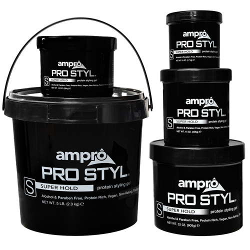 Protein Styling Gel | Super Hold