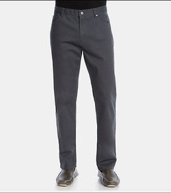 Dockers Men's 5-Pocket Pacific Coll. Straight Fit Pants 952430026 Burma Gray