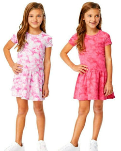 32 Degrees Cool Girl's Ultra Soft Dresses 2/Pk Various Colors