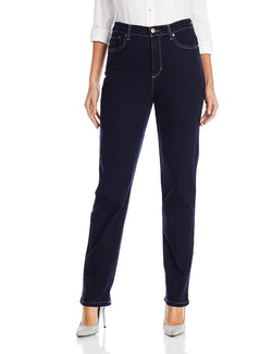 Gloria Vanderbilt Women's Amanda Heritage Fit Tapered Leg Jeans - New Rinse F-15