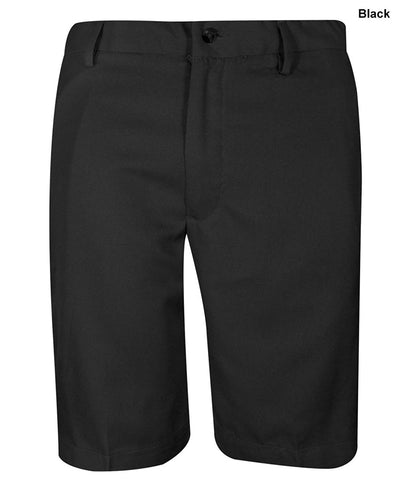 Greg Norman Flat-Front Microfiber Golf Shorts