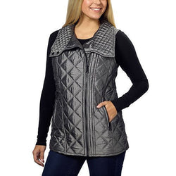 Marc New York Andrew Marc Womens Quilted Vest