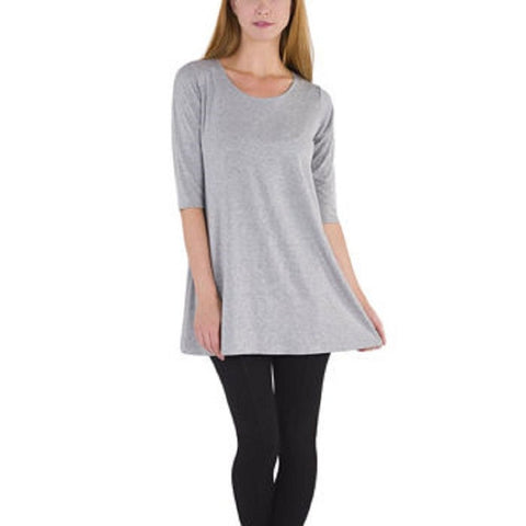 Beatrix Ost Ladies' Tunic Top - Grey