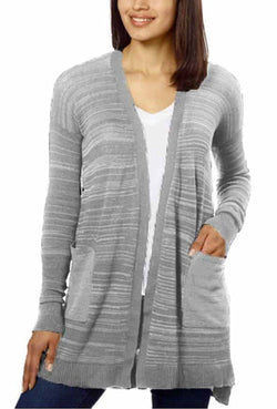 Calvin Klein Jeans Ladies' Long Cardigan