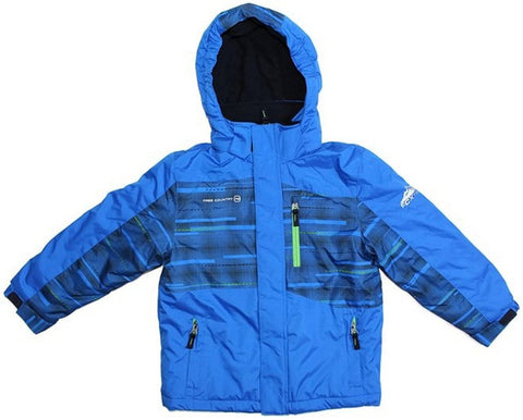 Free Country Boy's Boarder Jacket - Electric Blue