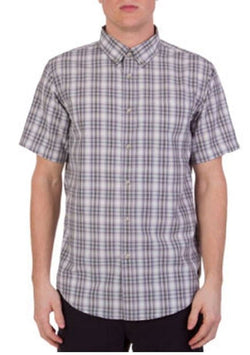 UB Tech by Union Bay Men's Short Sleeve Button Down Woven Shirt
