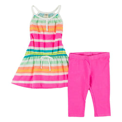 OshKosh B'gosh Little Girls 2-Piece Set
