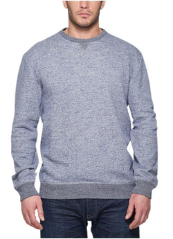 Weatherproof® Vintage Men's Crew Neck Sweatshirt - Navy