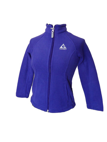 Gerry Girls Fleece Jacket - Blue Iris