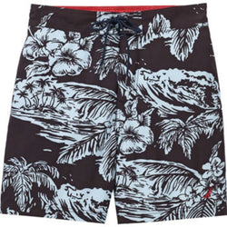 Nautica Men's Swim E-board Shorts