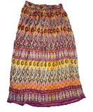 Chaudry Ladies' Long length Pull-on Skirts - Many colors to choose!