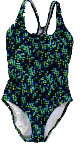 Speedo Women's Ultraback One Piece Swimsuit - Green Size 6