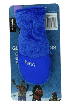 HEAD ThermalFUR Fleece Mittens - Child Size